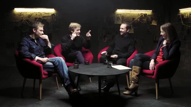 Watch and share Andreas Pietschmann GIFs and Friedemann Karig GIFs on Gfycat