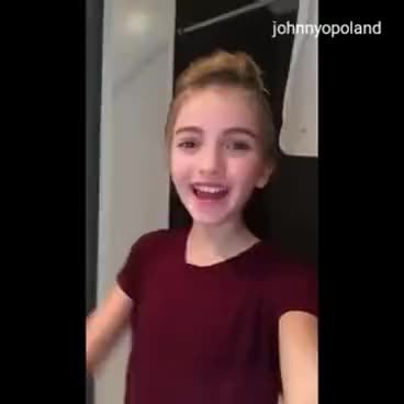 Watch and share Johnny And Lauren Orlando - Best Musical.ly Compilation GIFs on Gfycat