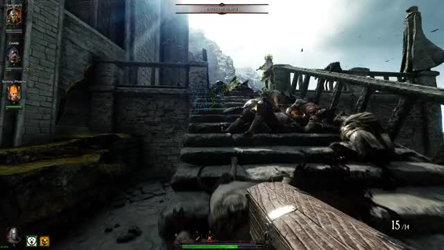 Watch and share Vermintide GIFs by mrdibbs on Gfycat
