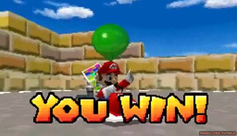 Watch and share Mario Kart DS               1   silver Yoshi Voted    Silver Yoshi  And 0 Others  Voted GIFs on Gfycat