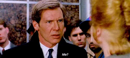 Watch and share Melanie Griffith GIFs and Harrison Ford GIFs on Gfycat