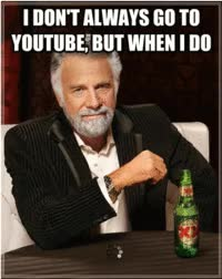 Watch and share The Most Interesting Man In The World GIFs and Memes GIFs on Gfycat