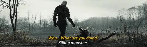 Watch and share You Like The Witcher?  I Got Some Witcher. GIFs on Gfycat