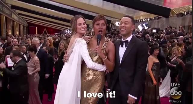 Watch and share Oscars 2017 GIFs and Oscars  GIFs by Reactions on Gfycat
