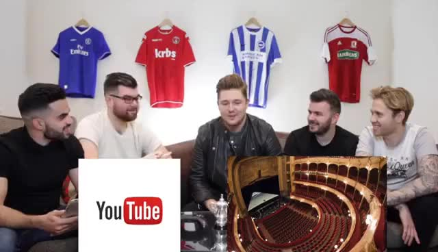 Watch and share SOFA SUNDAYS   EPISODE 4 WITH MIKEY PEARCE GIFs on Gfycat