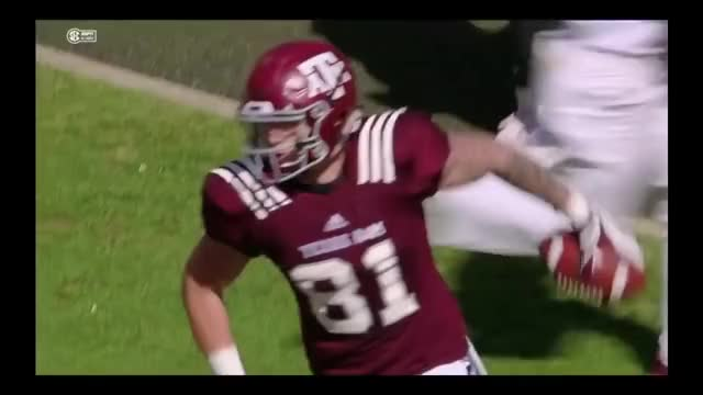 Watch and share College Sports Wave GIFs and Football GIFs on Gfycat