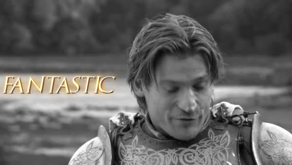 Watch and share Jaime Lannister Fantastic GIFs on Gfycat