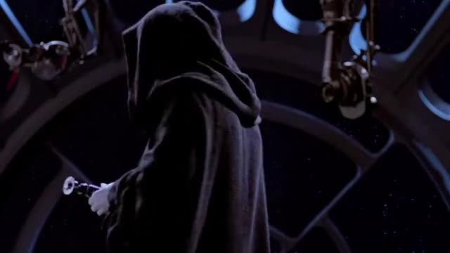 Watch and share Star Wars Return Of The Jedi GIFs and Emperor Palpatine GIFs by thekhannunist on Gfycat