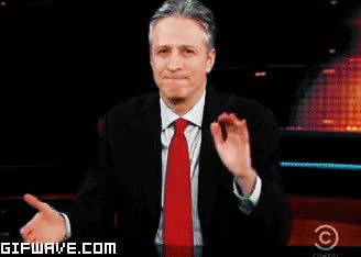 Watch and share Jon Stewart GIFs on Gfycat