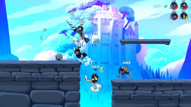 Watch and share Brawlhalla GIFs by Anxton on Gfycat