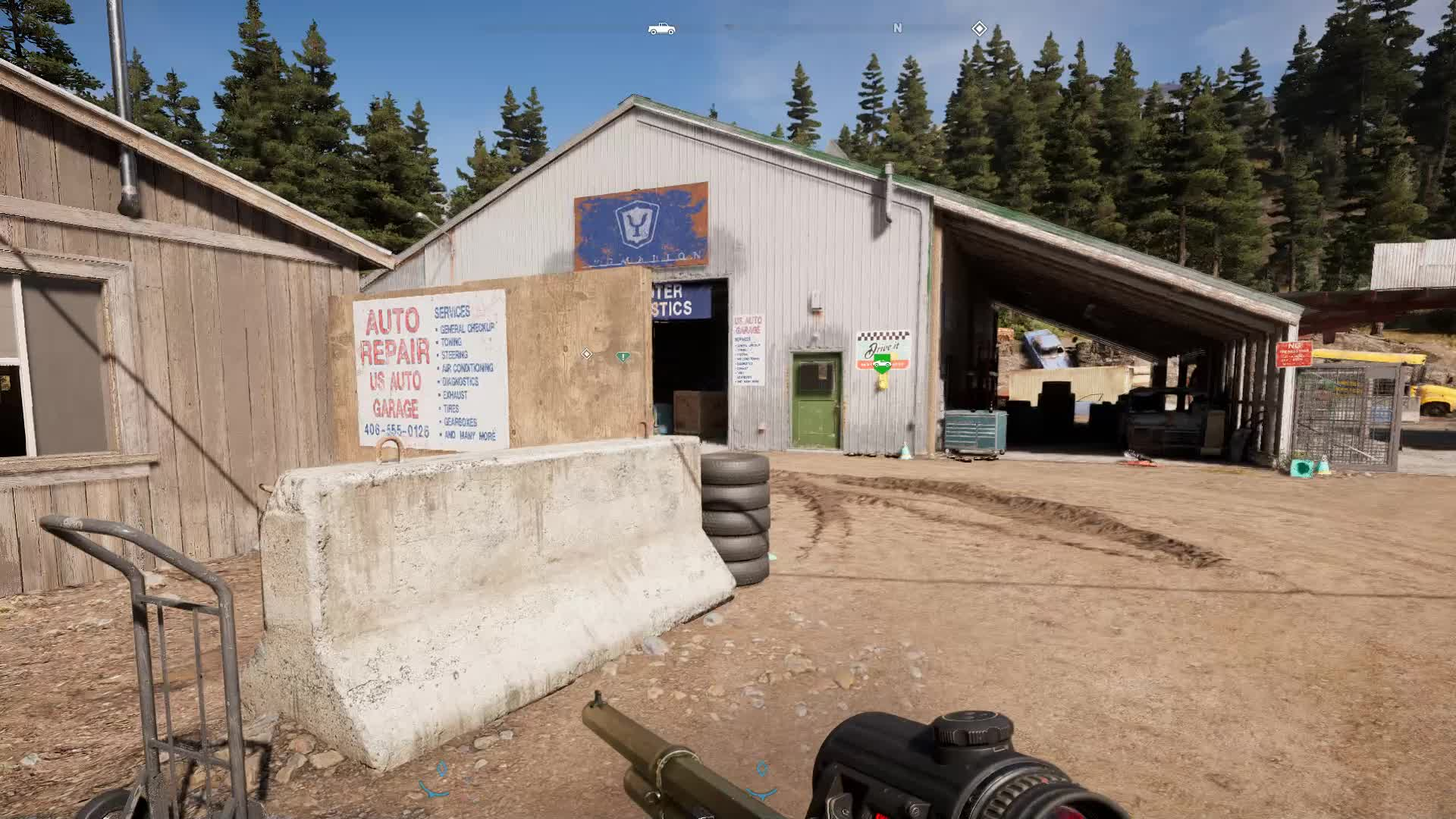 Far Cry 5, We're in big trouble GIFs