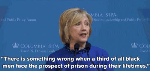 hillary clinton, hillaryforprison GIFs