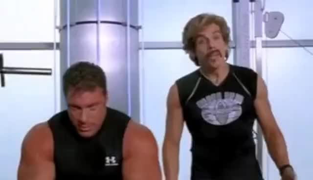 Watch and share Dodgeball GIFs and Stiller GIFs on Gfycat
