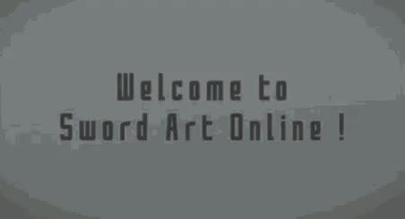 Watch S W O R D  A R T  O N L I N E GIF on Gfycat. Discover more Lefachan, Sean makes gifs, anicrad, asuna, kirito, kirito and asuna, klein, my gifs, sao, sao gfx, sao gifs, sao intro, sinon, sword art onine ii, sword art online GIFs on Gfycat