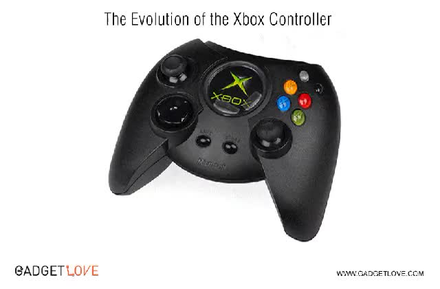 Watch controller evolution GIF on Gfycat. Discover more gaming GIFs on Gfycat