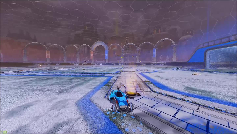 rocketleague, The Floor is Lava Teamplay GIFs