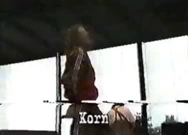 Watch KonLive 1997 GIF on Gfycat. Discover more 90's, 90's fashion, 90's metal, 90's music, 90's rock, Alternative metal, Black Sabbath, Slayer, alternative, alternative music, alternative rock, art, deftones, fashion, film, funk metal, jonathan davis, korn, koЯn, led zeppelin, megadeth, metallica, music, nu metal, white zombie GIFs on Gfycat