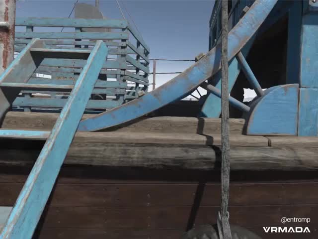 Watch and share VR Interactions – RopeTire GIFs by benz145 on Gfycat