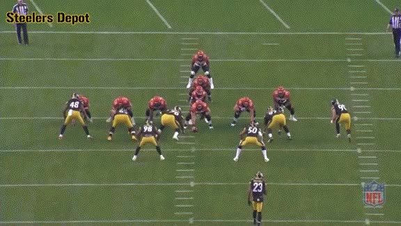 Watch and share Tyson-bengals-4.gif GIFs on Gfycat