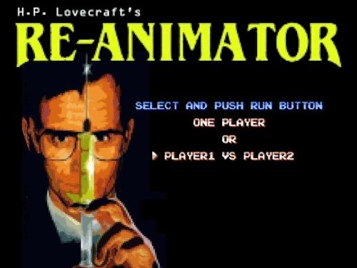 8 Bit, NES, herbert west, hp lovecraft, reanimator,  GIFs