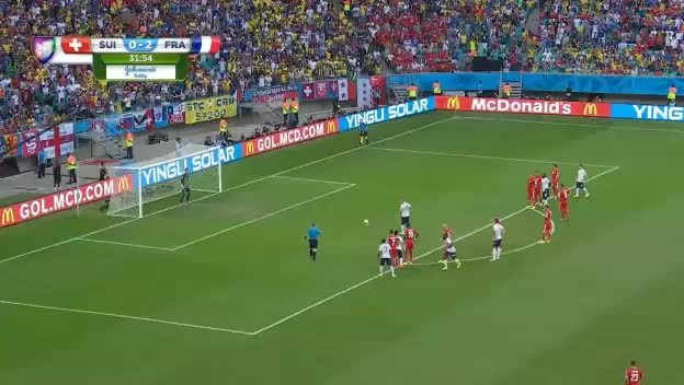 soccer, worldcup, Benzema Missed Penalty (reddit) GIFs