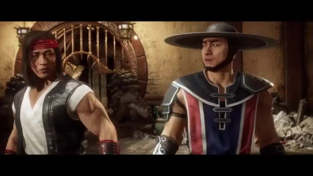 Watch and share MK11 - Embed Into Wood GIFs by 76sup on Gfycat