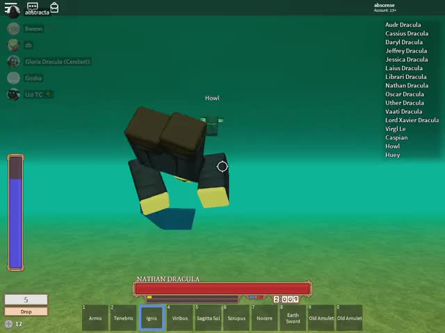 Watch and share Roblox 5 6 2019 6 59 25 PM GIFs on Gfycat