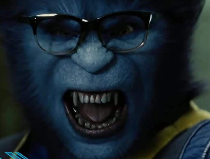 anger, angry, attack, beast, cat, fight, furious, glasses, issues, mad, stop, upset, x men, x-men, xmen, Evolution of the Beast GIFs