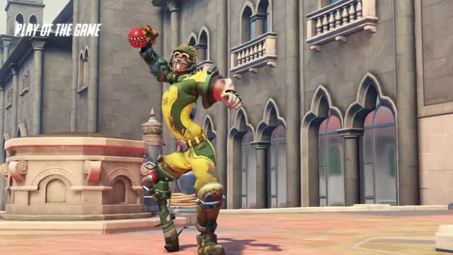 Watch Junkrat GIF by @suris68 on Gfycat. Discover more overwatch, potg GIFs on Gfycat