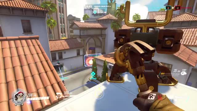 Watch and share Playstation 4 GIFs and Overwatch GIFs by brehmstorm on Gfycat