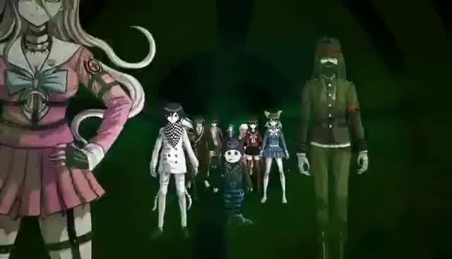 Personajes de New Danganronpa Danganronpa V3 GIFs
