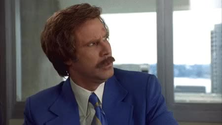 Watch this anchorman GIF on Gfycat. Discover more anchorman, frustrated, mad, ron burgundy, will ferrell GIFs on Gfycat
