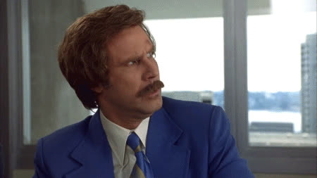 anchorman, frustrated, mad, ron burgundy, will ferrell, Ron Burgundy Amateur Hour GIFs