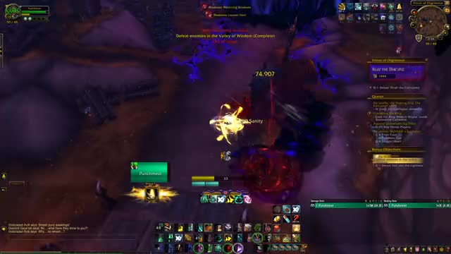Watch and share World Of Warcraft - Retail 2020.03.24 - 21.05.49.02.DVR-229-20-1585102455116 GIFs by Andrew Webster on Gfycat