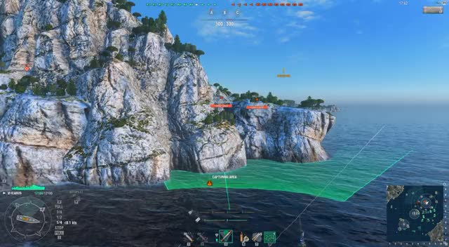 Watch World of Warships 2018.09.30 - 19.52.39.08.DVR GIF on Gfycat. Discover more worldofwarships GIFs on Gfycat