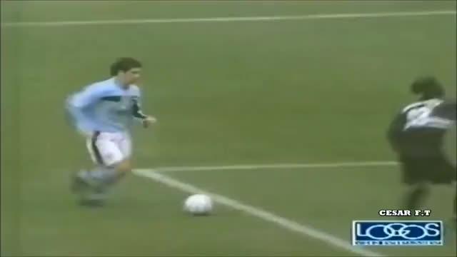 Watch and share SALAS - Lazio V Sampdoria, 1998/99 GIFs on Gfycat