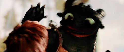 dragon, how to train your dragon, httyd, toothless, Toothless GIFs