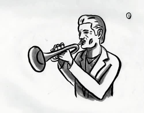 Watch and share Chet Baker GIFs on Gfycat