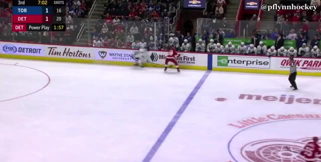 Watch and share Toronto Maple Leafs GIFs and Detroit Red Wings GIFs by peterwiim on Gfycat