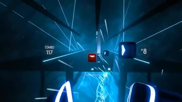 Watch 'Beat Saber' – Hardest song on Expert GIF on Gfycat. Discover more VR GIFs on Gfycat