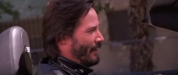 Watch and share Keanu Reacts GIFs and Keanu Reeves GIFs on Gfycat