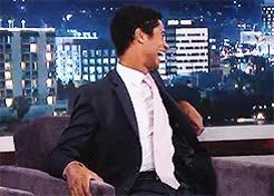 Alfie Enoch on Jimmy Kimmel