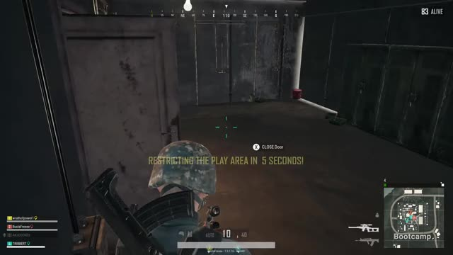 Watch this GIF by xboxdvr on Gfycat. Discover more BustaFreeee, PLAYERUNKNOWNSBATTLEGROUNDSFullProductRelease, xbox, xbox dvr, xbox one GIFs on Gfycat