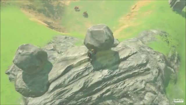 Watch and share Breath Of The Wild GIFs and Nintendoe3 GIFs by Reactions on Gfycat