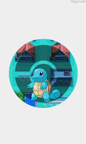 Watch and share Starter Pokemon GIFs and Kanto Starters GIFs on Gfycat