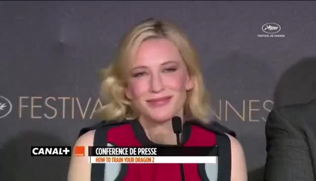 Watch and share Cate Blanchett Moments Part 1 GIFs on Gfycat