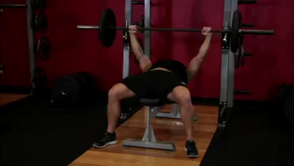 Watch and share Barbell Bench Press GIFs on Gfycat