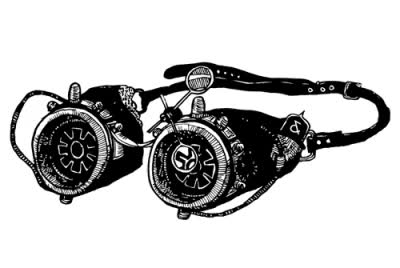 Watch Steampunk - Goggle - Eli Han GIF on Gfycat. Discover more related GIFs on Gfycat