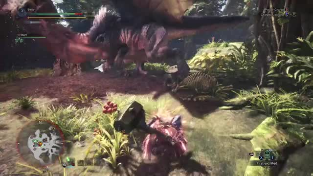Watch this GIF by Xbox DVR (@xboxdvr) on Gfycat. Discover more MONSTERHUNTERWORLD, surfsquid, xbox, xbox dvr, xbox one GIFs on Gfycat