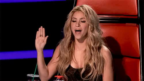 Watch this shakira GIF on Gfycat. Discover more Adam Levine, FYS EDIT, FYS EDITS, Shakira, adam levine, blake sheldon, fys edit, fys edits, gif, gifs, shakira, televison, the voice, usher GIFs on Gfycat